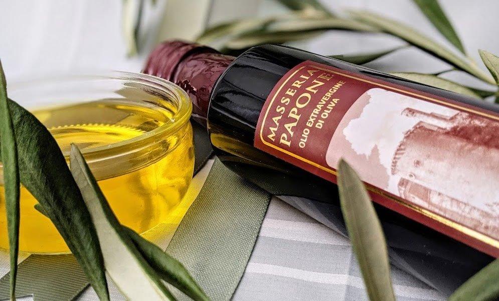 bottiglie Olio extravergine di oliva da mezzo litro pugliese