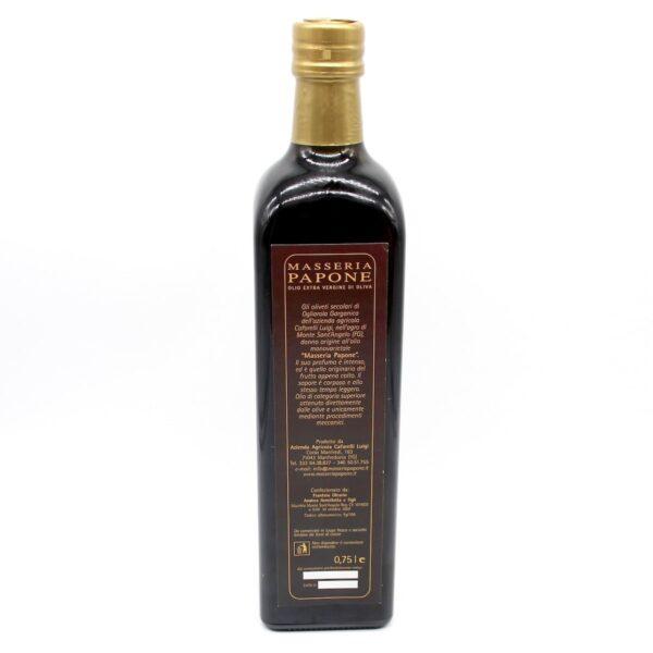 Bottiglia Olio Extravergine da 0,75 Litri