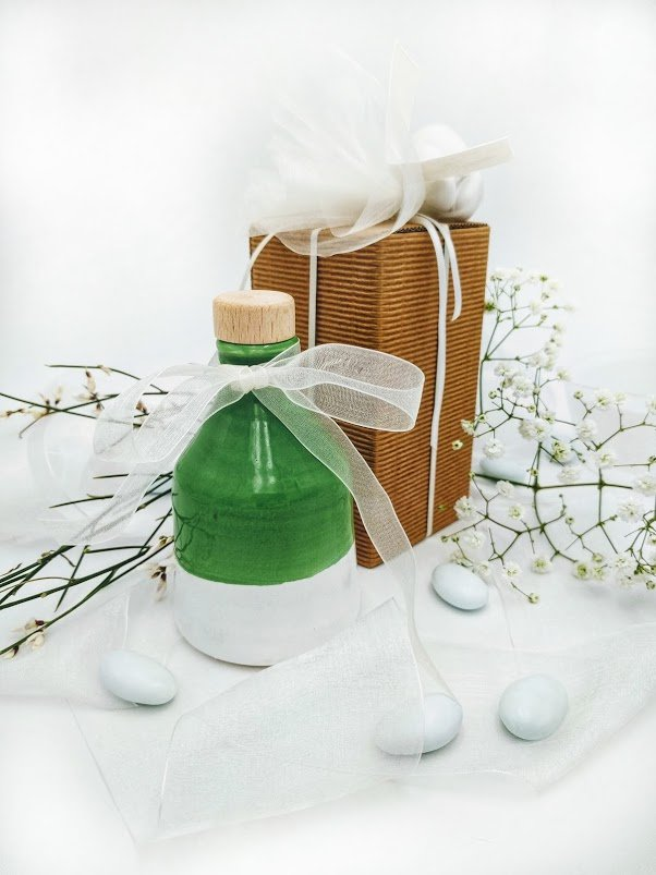 bomboniere gastronomiche olio extravergine di oliva per matrimonio