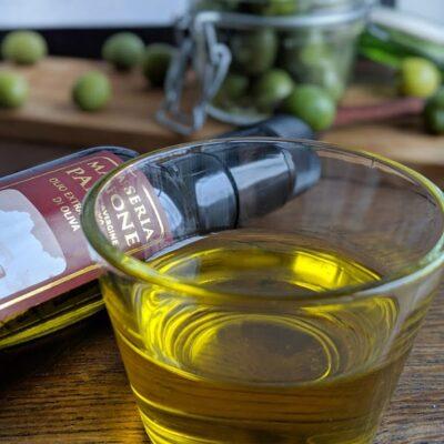 Prova il nostro olio: Bottiglia da 0,5 litri