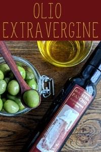 olio extravergine del gargano